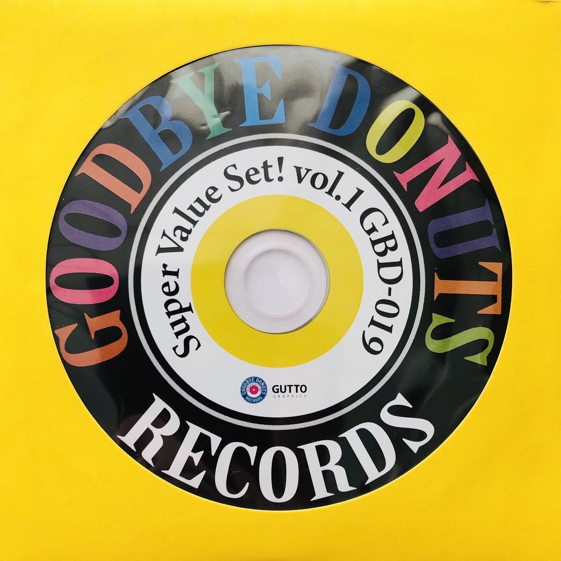Goodbye Donuts Recordsコンピレーション 「Super Value Set vol.1!」リリース
